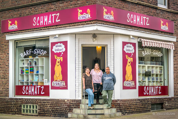 Willkommen bei Schmatz-BARF